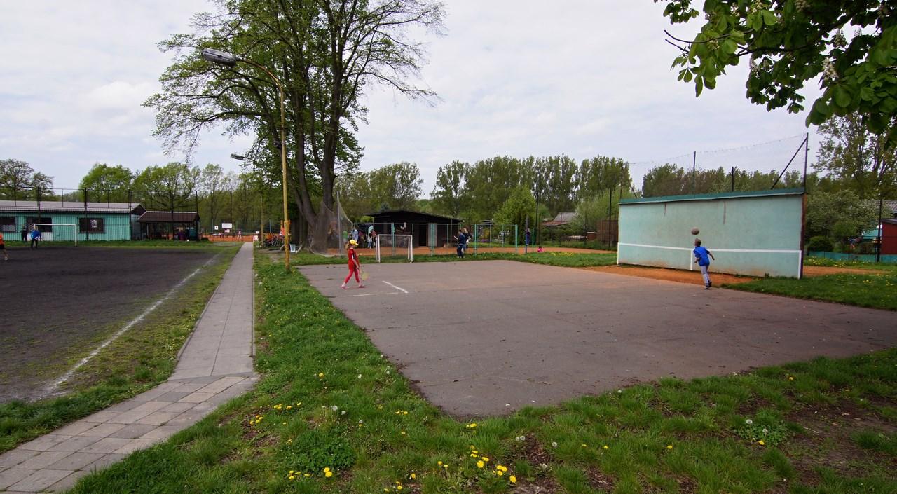 Cvičná tenisová stěna